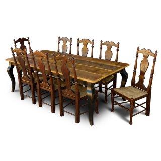 20th Anniversary Barnwood Table