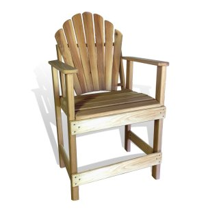 Adirondack Lake Chair