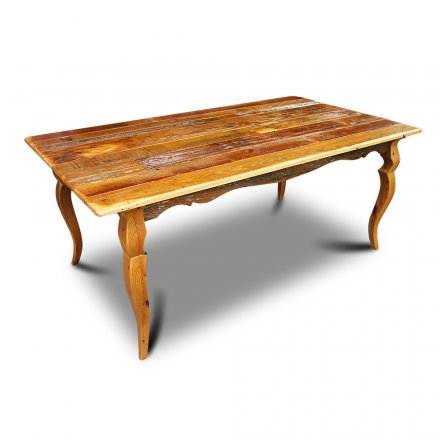 Sabreleg Barnwood Table