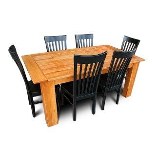 Beam Leg Table