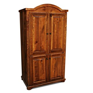 Bonnet Top Armoire