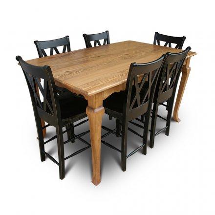Cabriole Pub Table