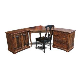 Creole Corner Desk