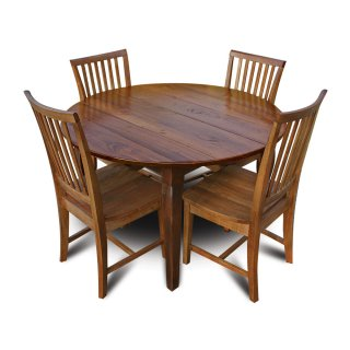 Country French Round Table