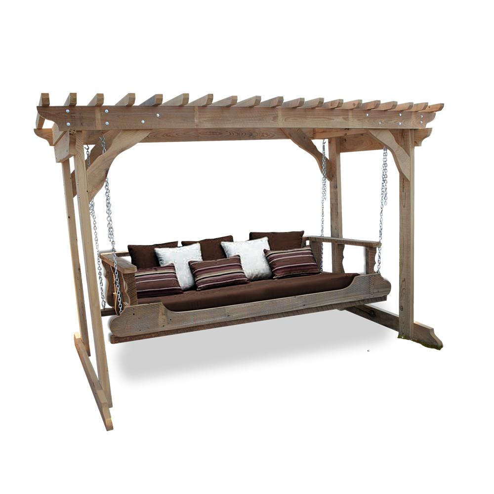 Designer Bed Swing Arbor