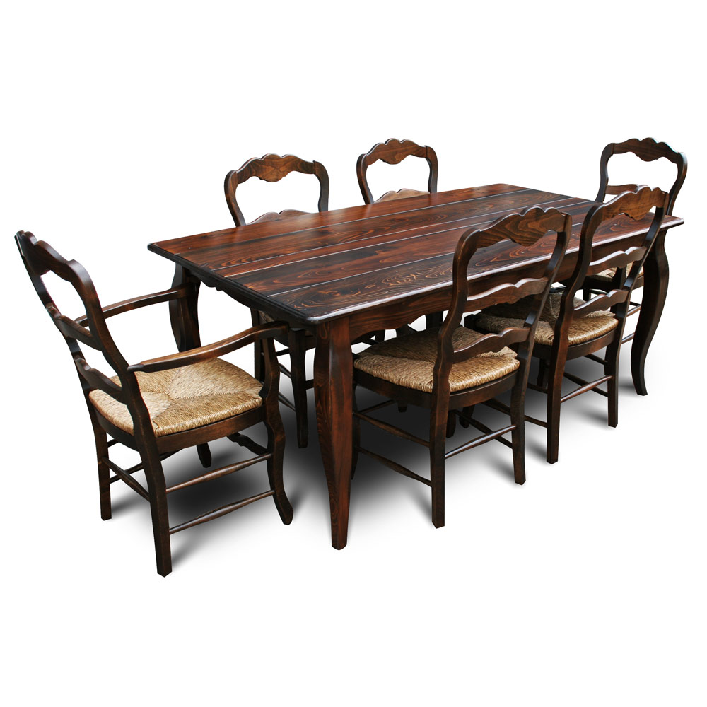 French Table No 3