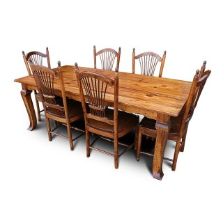 Giant Cabriole Table