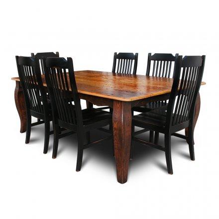 Giant French Leg Table