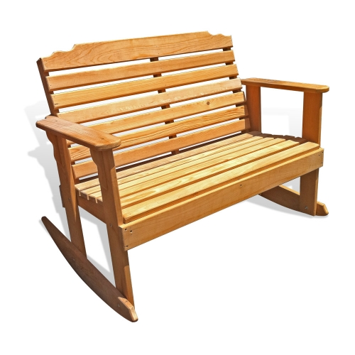 Lumbar Bench Rocker