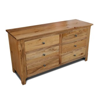 Shaker 6 Drawer Chest