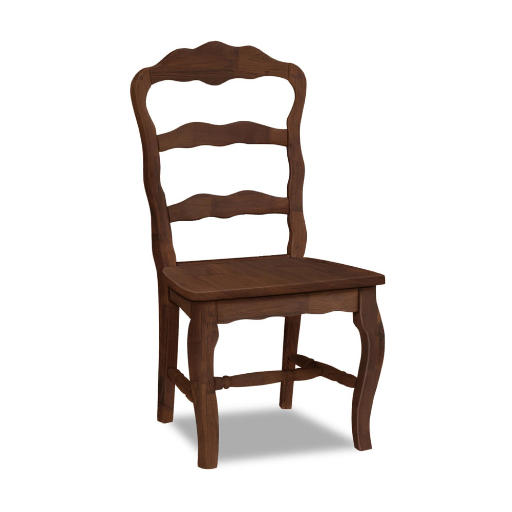 All Wood Dining Room Chairs: Versailles Chair C-920B