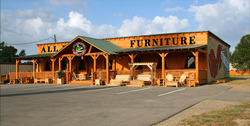 All Wood Furniture Upper Lafayette Store