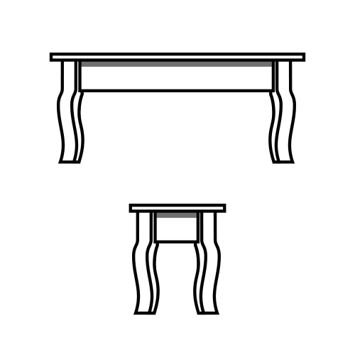 Crawfish Leg Table