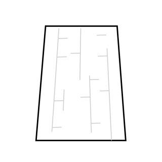 Primitive Split Plank