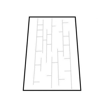 Small Primitive Split Plank