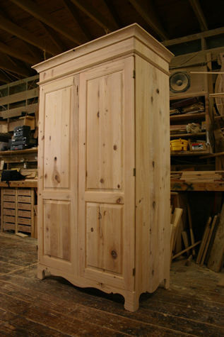 Unfinished 24 All Wood Furniture