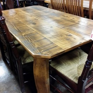 6′ Long Crawfish Table @ UL Store UL-43 Red Tag