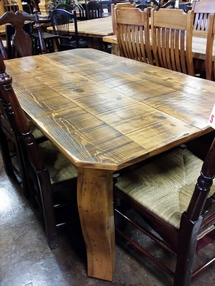 6′ Long Crawfish Table @ UL Store UL-43 In Stock