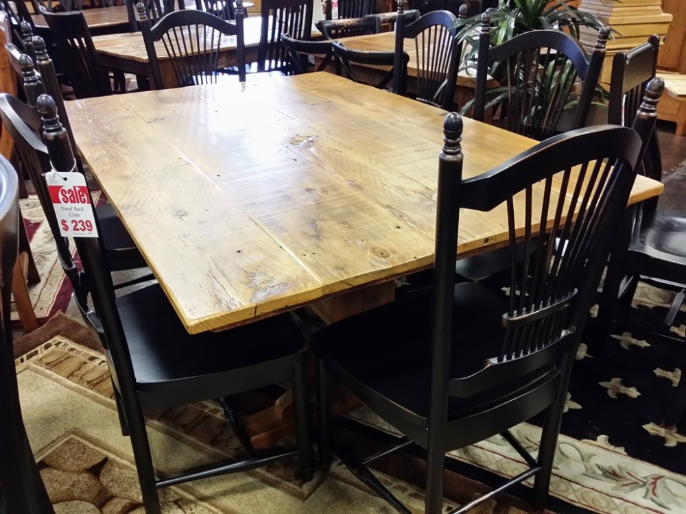 6′ Cajun Timber Table @ UL Store UL-19 SOLD