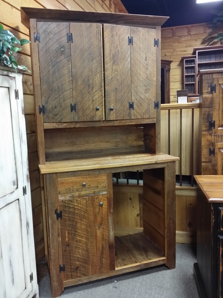 Antique Cypress HDTV Stand @ UL Store UL-R11 SOLD