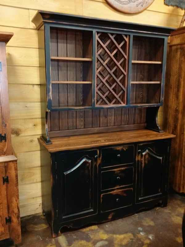 Handcrafted Cypress Furniture Custom Built