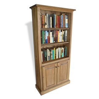 A101 Bookcase w Flat Top