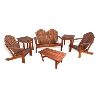 Adirondack Chair 6 pc Combo