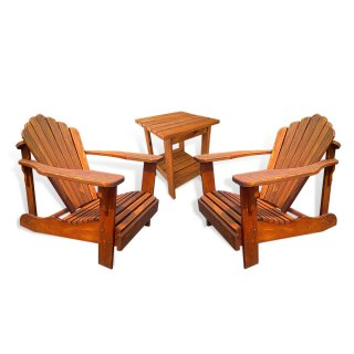 Adirondack Lake Chair Combo