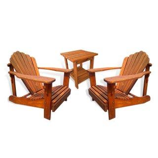 Adirondack Lake Chair Combo