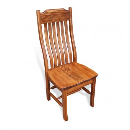 Cypress Lumbar Chair Amish