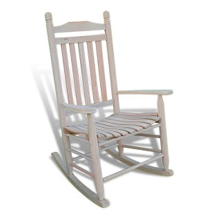 Double Oak Rocker