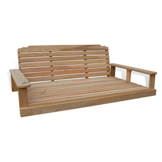 Garden Bed Swing