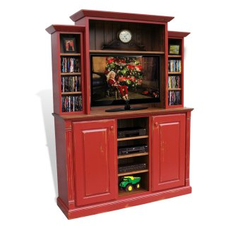 Heritage / Mission 2 Pc TV Stand