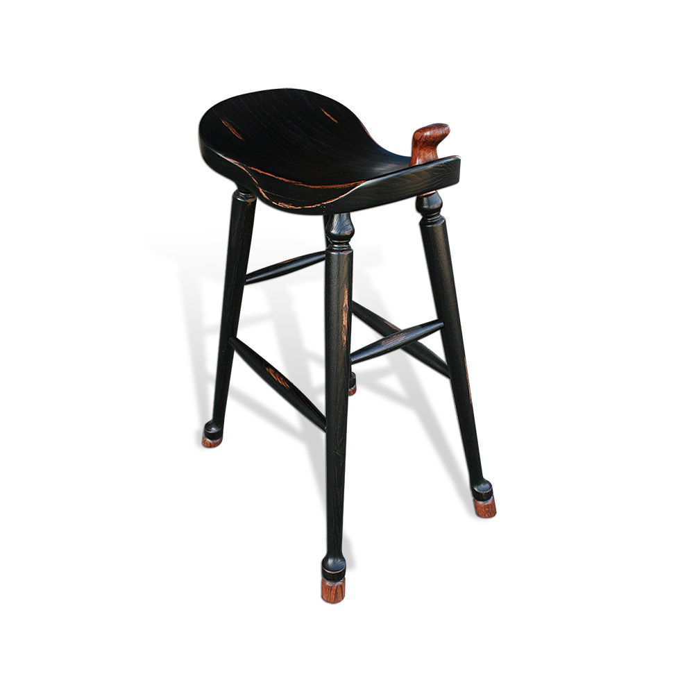 Horse Saddle Stool