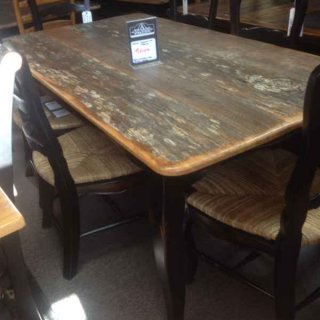 6′ French Table PH-14 SOLD