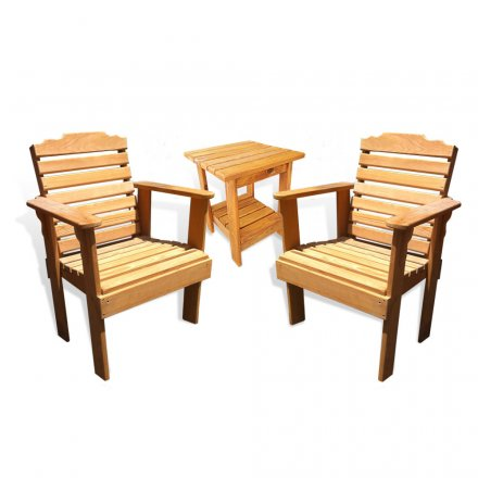 Lumbar Chair 3 Pc Combo