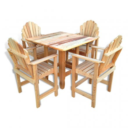 cypress french patio tables. Black Bedroom Furniture Sets. Home Design Ideas