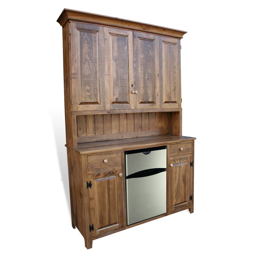 - Rustic Shaker Outdoor TV Cabinet