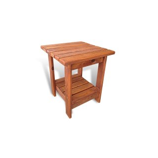 Small Double Decker End Table