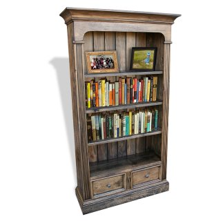 Tuscan Bookcase