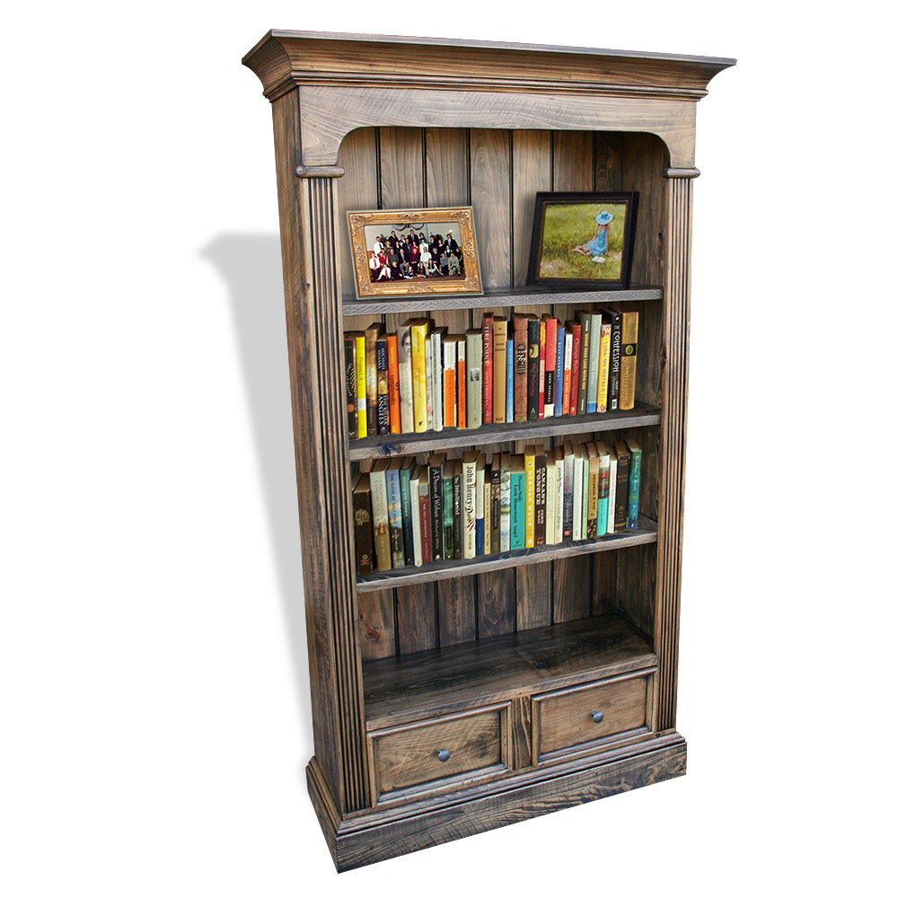 Tuscan Bookcase