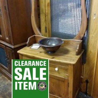 Old Cypress Vanity @ UL Store In Stock UL-14