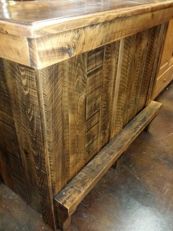 Cypress Bar Ul Store Ul 41 In Stock All Wood Furniture