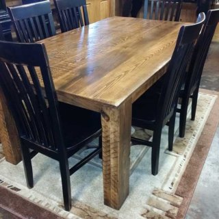 Cypress Beam Leg Table @ UL Store UL-40 In Stock