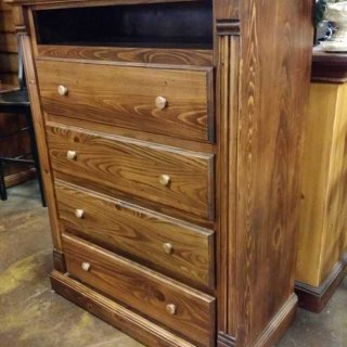4 Drawer T.V. Stand Chest @ UL Store UL-R12 SOLD