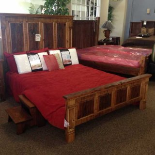 Queen Size Rustic Empire @ Baton Rouge BR-14 SOLD