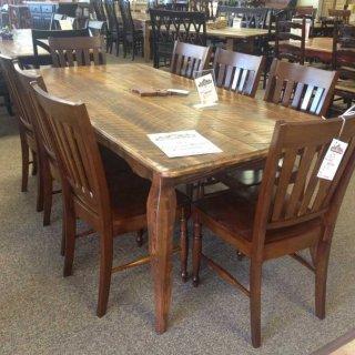 Barnwood French Table @ Baton Rouge SOLD