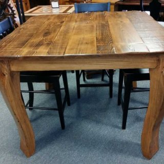 "48"" Crawfish Pub Table @ UL Store UL-48 Red Tag"