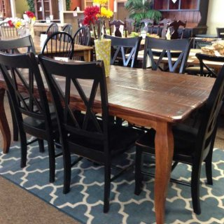 6′ French Table @ Baton Rouge BR-22 SOLD