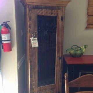 Cypress Gun Cabinet @ Baton Rouge BR-35 In Stock